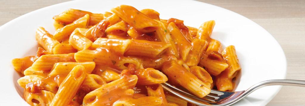 Zamek Pasta Pomodoro-Mozzarella